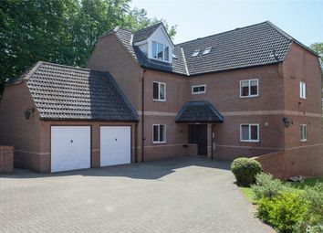 Thumbnail 3 bed flat for sale in The Waterside, Lower Hellesdon, Norwich