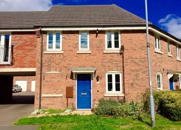 Thumbnail 2 bed flat for sale in Burgess Drive, Earl Shilton, Leicester