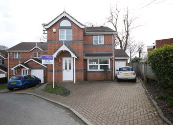Thumbnail 4 bed detached house to rent in Gledhow Park Grove, Chapel Allerton, Leeds