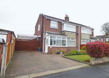 Thumbnail 3 bed semi-detached house for sale in Cherry Tree Avenue, Penketh, Warrington