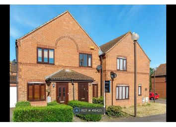 Thumbnail 2 bed terraced house to rent in Coggeshall Grove, Milton Keynes