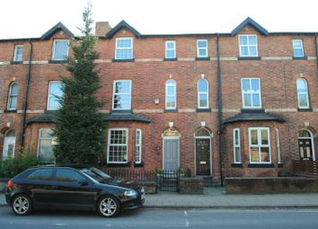 Thumbnail 5 bed terraced house for sale in Hale Road, Altrincham