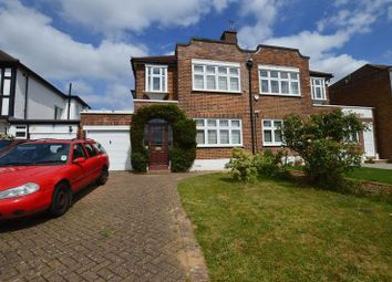 Thumbnail 3 bed semi-detached house for sale in The Lawns, Pinner