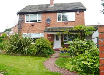 Thumbnail 3 bedroom detached house for sale in Ingleton Drive, Throckley, Newcastle Upon Tyne