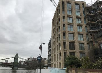 Thumbnail 2 bed flat for sale in Queen's Wharf, Crisp Road, Hammersmith, London