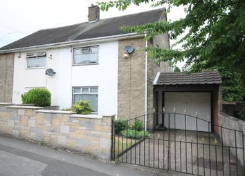 Thumbnail 3 bed semi-detached house for sale in Stevenholme Crescent, Nottingham