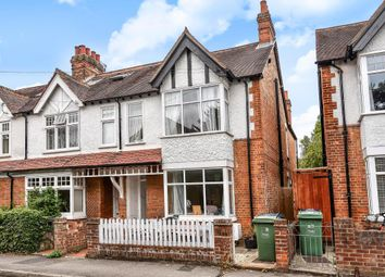 Thumbnail 4 bedroom end terrace house for sale in Osberton Road, Summertown, Oxford