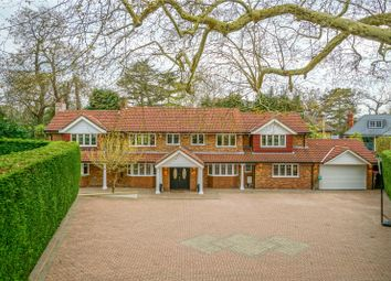 Thumbnail 5 bed detached house for sale in Ashcroft Park, Cobham, Surrey