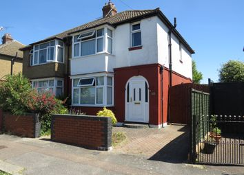 Thumbnail 3 bed semi-detached house for sale in Sunridge Avenue, Luton