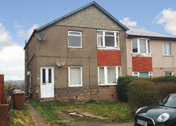 Thumbnail 2 bed flat for sale in Croftside Ave, Croftfoot, Glasgow