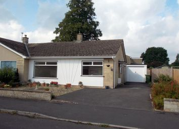 Thumbnail 2 bed semi-detached bungalow for sale in Westover, Frome