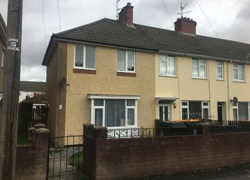 Thumbnail 3 bed terraced house for sale in Maesglas Road, Newport