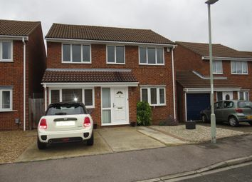 Thumbnail 4 bed detached house for sale in Jowitt Avenue, Kempston, Bedford