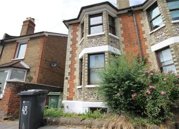 Thumbnail 4 bed semi-detached house to rent in Dapdune Road, Guildford, Surrey