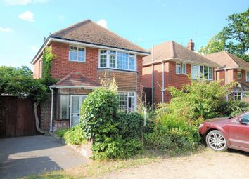 Thumbnail 3 bed detached house for sale in Upper Deacon Road, Southampton