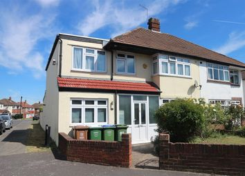 Thumbnail 4 bed semi-detached house for sale in Ightham Road, Erith