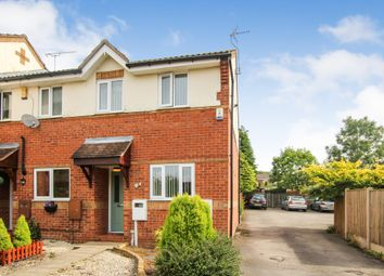 Thumbnail 2 bed end terrace house for sale in Ashton Close, Swanwick