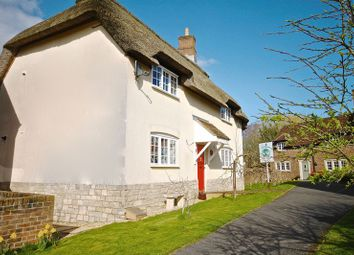 Thumbnail 3 bed end terrace house for sale in West Stafford, Dorchester