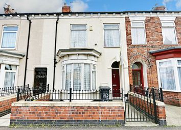 Thumbnail 3 bed terraced house for sale in Somerset Street, Hull