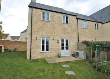 Thumbnail 2 bed property for sale in Middle Mead, Cirencester, Gloucestershire.