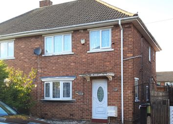 Thumbnail 3 bed semi-detached house for sale in Thoresby Place, Cleethorpes