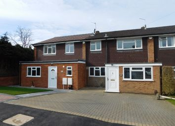 Thumbnail 4 bed terraced house to rent in Salt Hill Close, Ickenham