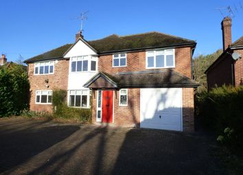 Thumbnail 6 bed property to rent in Nine Mile Ride, Finchampstead, Wokingham