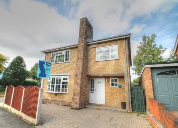 Thumbnail 4 bed detached house for sale in Morley Road, Chaddesden, Derby