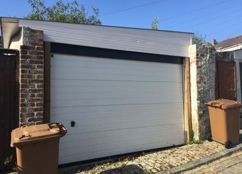 Thumbnail Parking/garage to rent in Home Park, Stoke, Plymouth