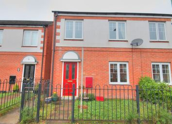 Thumbnail 3 bed terraced house to rent in Cedar Court, Catchgate, Stanley