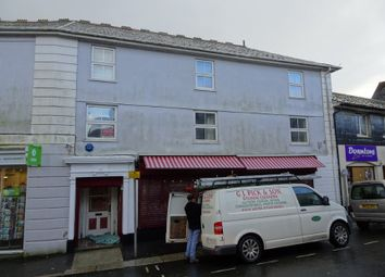 Thumbnail 2 bed flat for sale in Flat 2 Brewery House, Bay Tree Hill, Liskeard, Cornwall