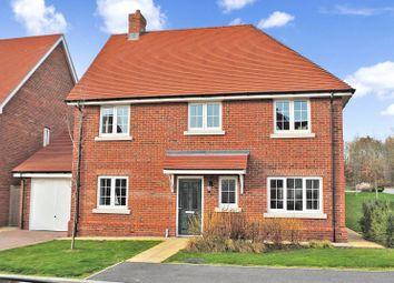Thumbnail Detached house for sale in Turner Close, Elsenham, Bishop's Stortford, Essex