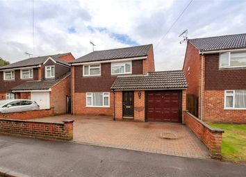 Thumbnail 4 bed detached house for sale in Celandine Close, Crowthorne, Berkshire