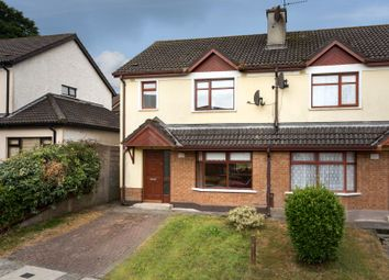 Thumbnail 3 bed semi-detached house for sale in 81 Cromwells Fort Avenue, Mulgannon, Wexford County, Leinster, Ireland