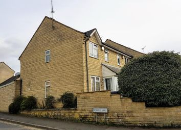 Thumbnail 2 bed end terrace house for sale in Chipping Norton, Oxfordshire