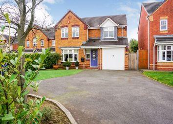 4 bed detached house for sale in Amberlands, Burton-On-Trent DE13