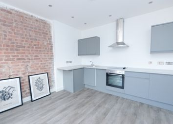 Thumbnail 2 bed flat for sale in Knifesmithgate, Chesterfield