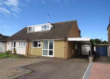 Thumbnail 3 bedroom semi-detached house for sale in Haycroft Walk, Kingsthorpe, Northampton