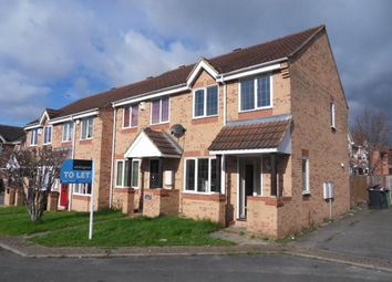 Thumbnail 2 bed end terrace house for sale in Maizebrook, Dewsbury, West Yorkshire
