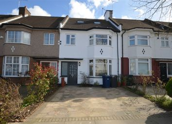 Thumbnail 5 bed terraced house to rent in Brockenhurst Gardens, Mill Hill