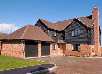 Thumbnail 5 bed detached house for sale in The Farningham, High Oaks, Newington, Kent