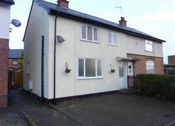 Thumbnail 3 bedroom semi-detached house to rent in Westfield Road, Hinckley