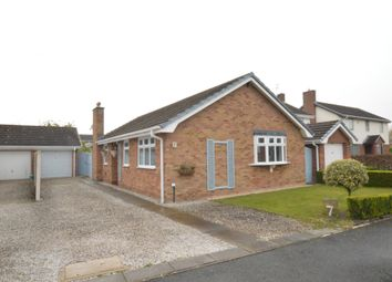 Thumbnail 3 bed detached bungalow for sale in West Way, Rossett, Wrexham