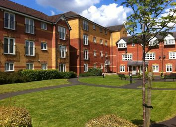 Thumbnail 2 bed flat to rent in Hatherton Court, Worsley, Manchester