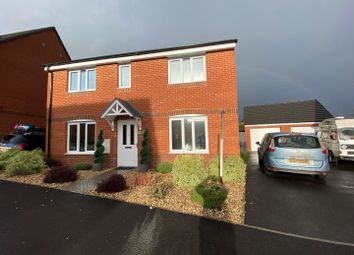Thumbnail 4 bed property for sale in Gale Way, Tiverton