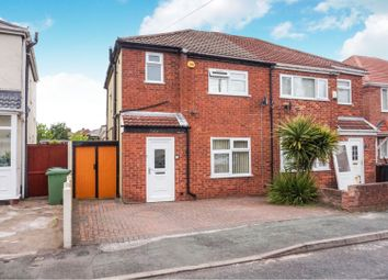 Thumbnail 4 bed semi-detached house for sale in Bailey Road, Bilston