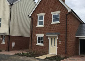 Thumbnail 3 bed detached house to rent in Sherrington Grove, Biggleswade