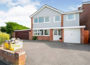 Thumbnail 5 bed detached house for sale in Locksley Drive, Ferndown