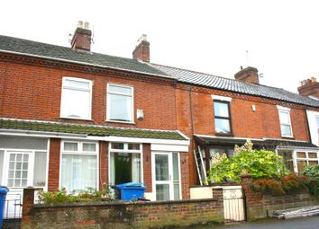 Thumbnail 3 bedroom terraced house to rent in Wodehouse Street, Norwich