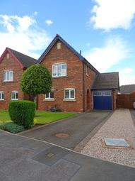 Thumbnail 3 bed detached house for sale in 31 Ash Grove, Heathhall, Dumfries